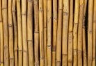 Albanvale Bamboo fencing 2