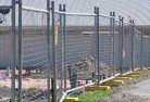 Albanvale Temporary fencing 1