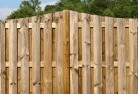 Albanvale Wood fencing 3