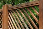 Albanvale Wood fencing 7