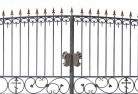 Albanvale Wrought iron fencing 10