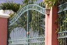 Albanvale Wrought iron fencing 12