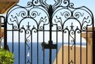 Albanvale Wrought iron fencing 13