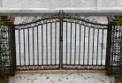 Albanvale Wrought iron fencing 14