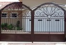 Albanvale Wrought iron fencing 2