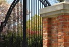 Albanvale Wrought iron fencing 7
